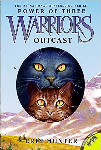 Warriors: Power of Three #3: Outcast: Amazon.es: Erin Hunter: Libros en idiomas extranjeros