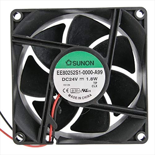 EE80252S1-A99 80x25mm 24V DC Fan/Sunon Sleeve bearing 69m3//h 33dBA