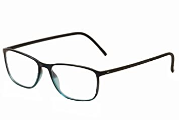 eb383fe9915 Image Unavailable. Image not available for. Color  Silhouette Eyeglasses  SPX Illusion Full Rim 2888 6057 ...