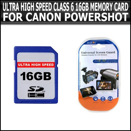 5 Pack 32GB SD Card Class 10 SDHC Memory Card ULTRA HIGH SPEED FOR CANON POWERSHOT G12 G7 G9 G10 G11 SD700 SD790 SD800 SD850 SD870 SD880 SD890 SD900 SD950 SD970 SD990 SX200 SX20 IS SX20IS (Sd900 Memory Card)