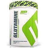 MusclePharm Glutamine Mineral Supplement Unflavored, 300 g