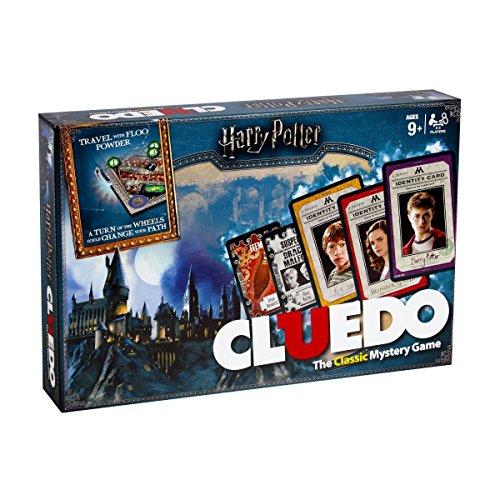 Cluedo Harry Potter Board - Potter Mono Harry