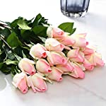 Che-good-Real-Touch-10pcs-Set-Rose-Artificial-Flowers-Wedding-Bridal-Bouquet-Latex-Real-Touch-Home-Party-Anenome-Leaves-Arrangements-Carnations-Sunflower-Plants-Poppies-Anemone-Stargazer-Latex