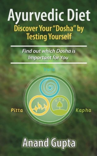 "Ayurvedic Diet: Discover Your ""Dosha"" by Testing Yourself: Find out which Dosha is Important for You"