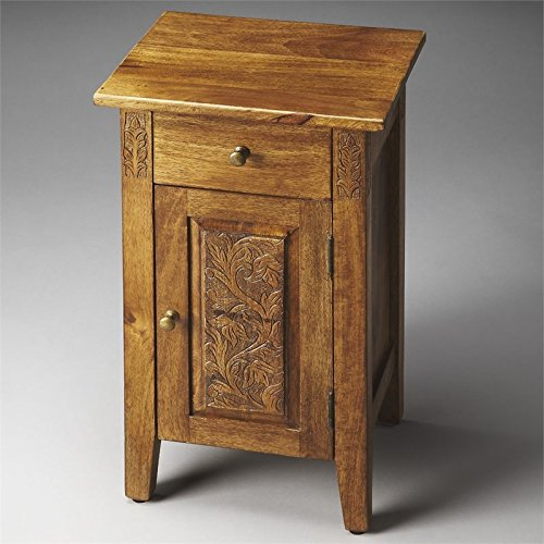 Butler Artifacts Chairside Chest, ()