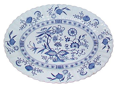 Johnson Bros/Meakin - Blue Nordic - Small Platter