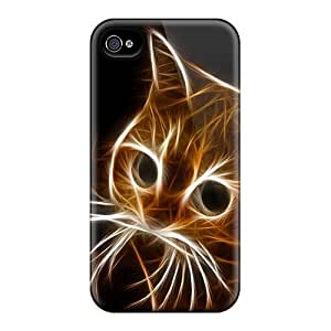 Awesome Design Cat Hard Cases Covers For Iphone 6
