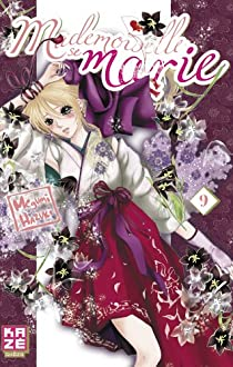 Mademoiselle se marie, tome 9 par Hazuki