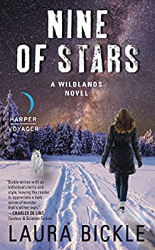 Laura Bickle's Nine of Stars fantasy book reviews