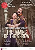 The Taming of the Shrew - Shakespeare's Globe Theatre On-Screen (2 DVD set)