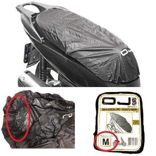 Towel Waterproof Saddle Cover OJ M092 TG. M Rain Protector for Piaggio SADDLE VESPA 125 PX 1980 –  2000 MOTO SPORT MONDO