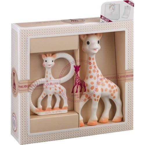 Serra Baby Sophie The Girafe New Born Gift Set 1