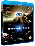 The Universe - 7 Wonders of the Solar System in 3D (Blu-ray 3D) [Region Free]