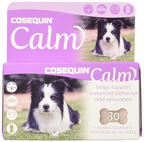 Dogs Scored Chewable Tablets (Nutramax Cosequin Calm 30 Count Tablets)