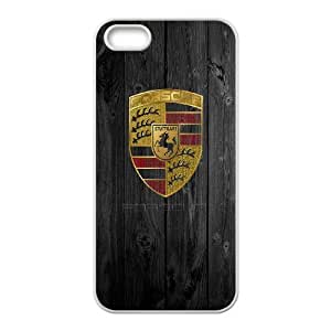 Fashionable Case Porsche for iPhone 5, 5S WASXU8401078