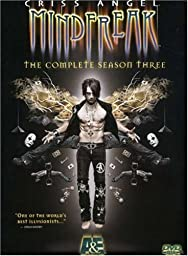 Criss Angel Mindfreak: Season 3 [DVD]