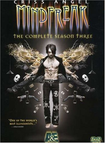 Criss Angel Mindfreak: Season 3 [DVD] ()