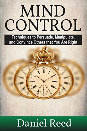 Amazon com: Mind Control: Techniques to Persuade, Manipulate