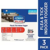 Best Flea Foggers - Adams Plus Flea and Tick Indoor Fogger Review