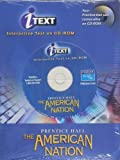 The American Nation : Interactive Textbook, Davidson, Andrew and Stoff, 0130629081