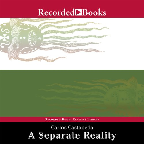 A Separate Reality: Further Conversations with Don Juan Audiobook [Free Download by Trial] thumbnail