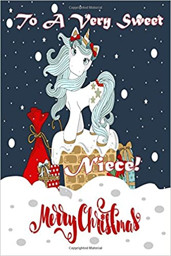 Merry Christmas Niece.To A Very Sweet Niece Merry Christmas Coloring Card