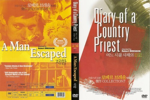 Robert Bresson's Collection: A Man Escaped + Diary of a Country Priest (NTSC Imported for All Regions)