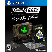 Fallout 4 Game of the Year Pip Boy Edition PS4