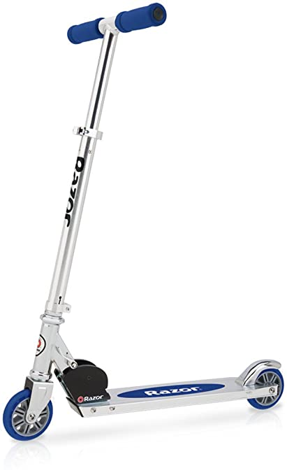 Amazon.com : Razor A Kick Scooter (Blue) : Sports Kick ...