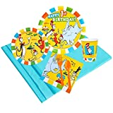 Dr Seuss 1st Birthday Party Supplies - Party Pack for 24 Guests
