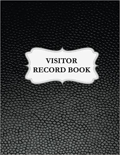 visitors signing in book