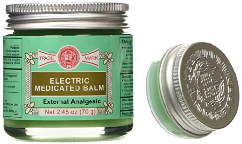 Electric Medicated Balm External Analgesic Jar (70 gram)