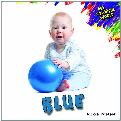 Download Blue (My Colorful World) pdf epub