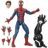 Spider-Man Marvel Venom Build-a-Figure Legends Series Peter Parker 6-Inch Figure