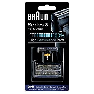 Braun 30B Series 3 Replacement Foil & Cutter Set for 7000/4000 Series (B002LPAFRA) | Amazon price tracker / tracking, Amazon price history charts, Amazon price watches, Amazon price drop alerts