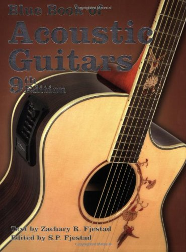 Download Blue Book of Acoustic Guitars, 9th Edition (Blue Book of Acoustic Guitars) pdf