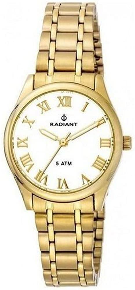 Radiant Reloj Análogo clásico para Mujer de Cuarzo con Correa en Acero Inoxidable RA366203