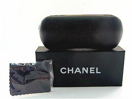 503a17912a3f New Chanel 6022-Q 6022Q 716/11 Gradient Grey Lens White Frame Sunglasses  Size: 61-16-120: Amazon.co.uk: Clothing