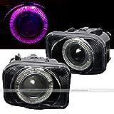 06 sti fog lights - 04 05 06 07 Subaru Impreza WRX / STI Purple Halo Projector Replacement Fog Lights