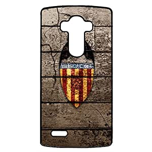 Wood Background Retro Style Valencia FC Phone Case Cover for LG G4