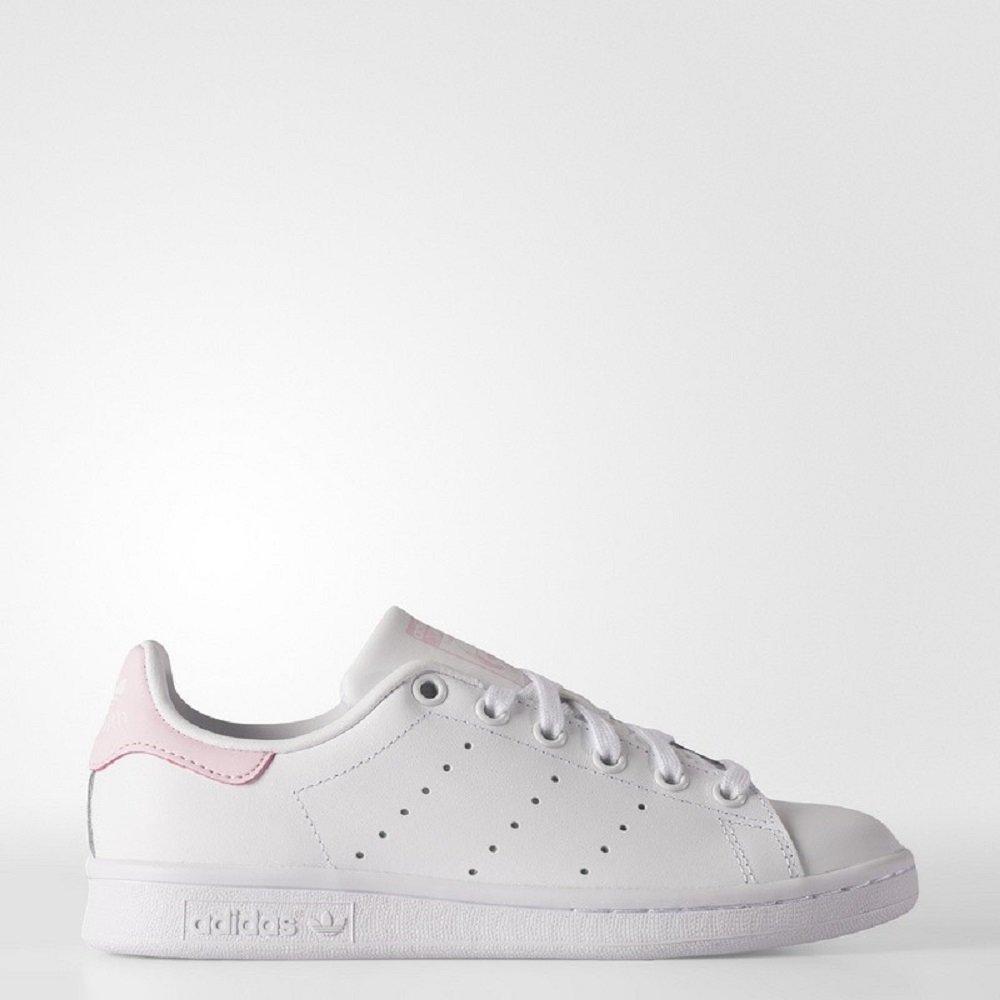 Stan Smith White/Pink W Fashion Sneaker