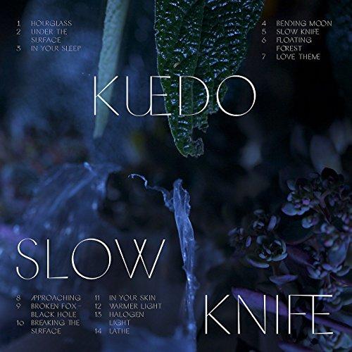 Kuedo - Slow Knife - (ZIQ380CD) - CD - FLAC - 2016 - CMC Download