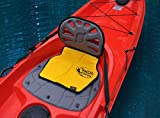 Product review for Fishing Chair Seat Pad for all style kayaks including Hobie Perception Diablo | Larry Chair Cushion | Skwoosh | Made in USA