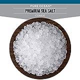 SaltWorks Pure Ocean Sea Salt, Coarse Grain, 5