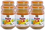 Holle Organic Baby Fruit Jars - Apple...