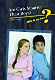 Are Girls Smarter Than Boys?, Andrew Langley, 1432916718