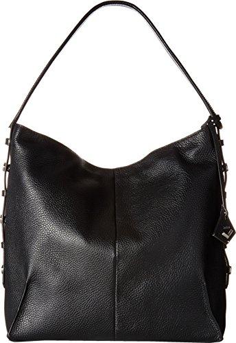 Botkier Women's Soho Hobo, Black, One Size (Hobo Soho Leather)
