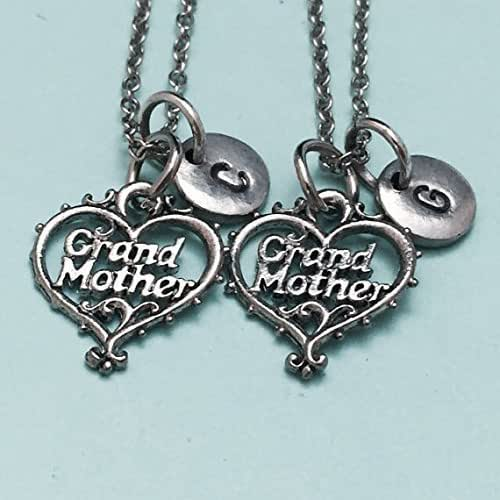 amazoncom best friend necklace grandmother necklace