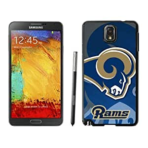 Pink Ladoo? Samsung Note 3 Case Phone Cover Hard Plastic StLouis Rams