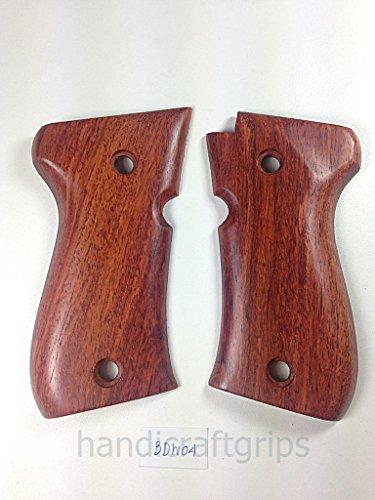 New Browning BDA 380 .380 ACP Hardwood Wood Grips Smooth Handmade handcraft Beautiful sport for men man Birthday Gift #Bdw04